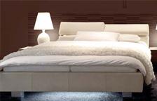 LEATHER B500 RANGE BED